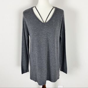 Loveriche Knit Tunic Top